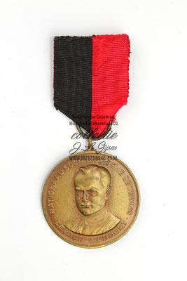N.S.B. Mussertmedaille 1936. NSB Mussert Medaille Medal 1936.