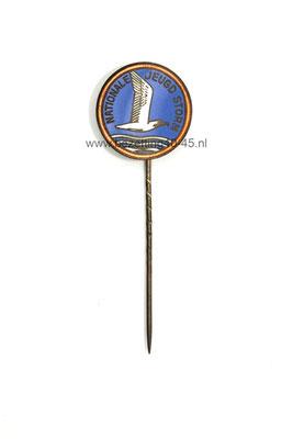 Lidmaatschap speld Nationale Jeugdstorm (2e model 1940) – Dutch NSB youth member pin (second model 1940).