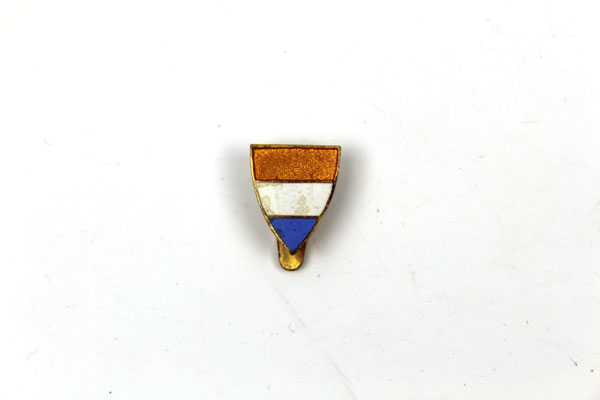 NSB Speld Prinsenvlag Oranje –Blanje –Bleu - knoopsgat.