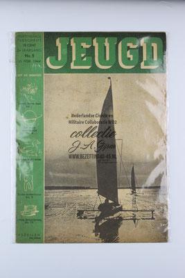 Tijdschrift Jeugd nummer 5. 1944