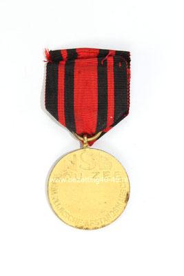 "NSB Medaille ""Jaarlijkshe afstandsmarsch""."