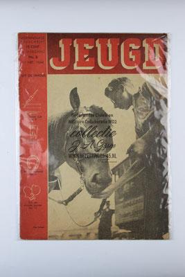 Tijdschrift Jeugd nummer 6. 1944