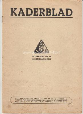 1e jaargang 15 augustus No. 15 - 1942