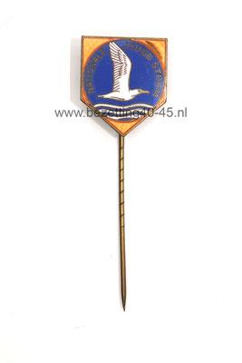 Jeugdstorm Lidmaatschap speld  (1e model - 1934). -  Dutch youth Jeugdstorm membership pin Nationale Jeugdstorm (first type) , very hard to find!