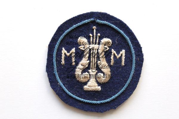 NSB Jeugdstorm Arm Embleem Muziek Uniform.