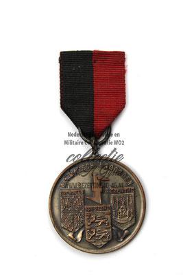 NSB WA Medaille Mars 't Noorden 1942
