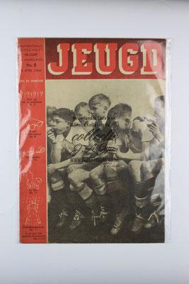 Tijdschrift Jeugd nummer 8. 1944