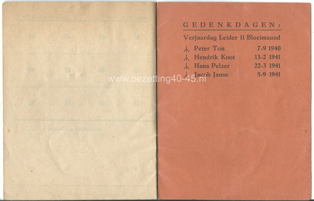 NSB WA Zakboekje met lidmaatschapskaart. (soldbuch)