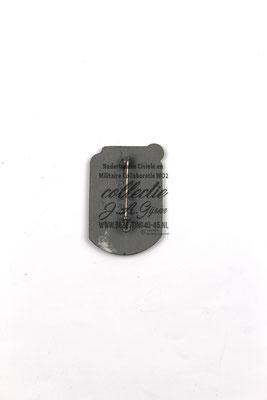 """Herinnering speld NSB  5e Hagespraak """"Vrijheid en Recht"""" Goudsberg in Lunteren 22 juni 1940."""