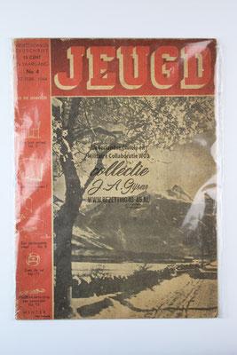 Tijdschrift Jeugd nummer 4. 1944
