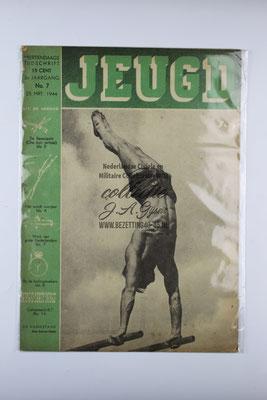 Tijdschrift Jeugd nummer 7. 1944