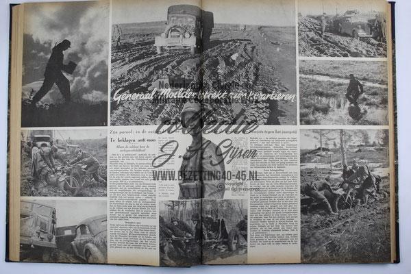 """Storm SS Weekblad der Germaansche SS in Nederland Uitgeverij: """"Storm"""" Amsterdam."""