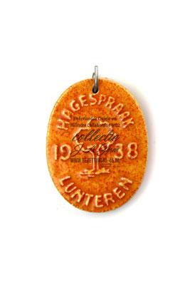 NSB Herinneringshanger Bijeenkomst NSB Hagespraak 1938. (Nationaal tehuis Lunteren)