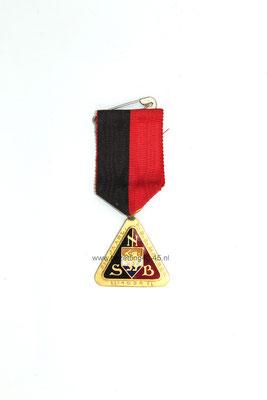 NSB Medaille 2e Jaarlijkse afstandsmars 1934. - Dutch NSB Medal rara.