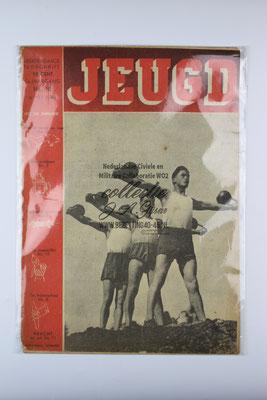 Tijdschrift Jeugd nummer 10. 1944