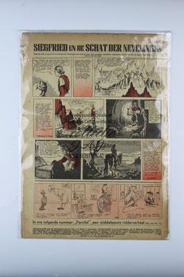 Tijdschrift Jeugd nummer 12. 1944 (achterkant)