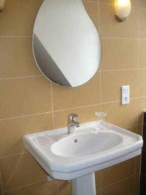 Salle de bains de l'étage