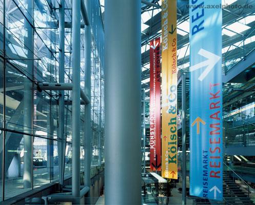Flughafen Köln Bonn - Murphy Jahn