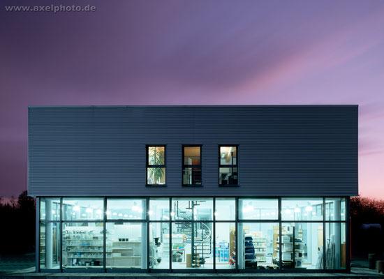 Börder Baustoffe - Architekturbüro Käfer