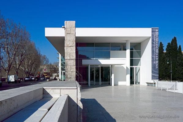 Ara Pacis Museum Rom - Richard Meier