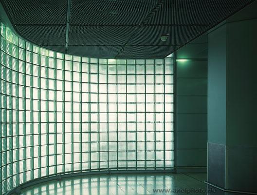 Flughafen Köln Bonn - Architekt Paul Schneider-Esleben