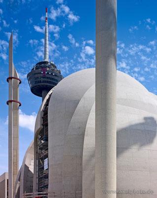 DITIB-Zentralmoschee Köln - ARCHITEKTURBÜRO  PAUL BÖHM