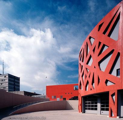 Feuerwache Weidenpesch - Architekturbüro Böhm, Flohre, Mocanu