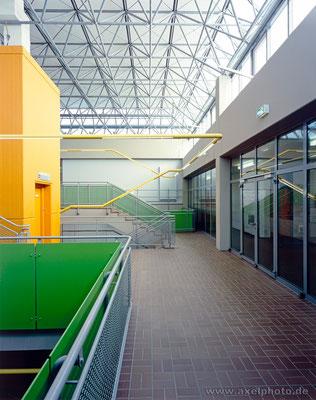 Berufsbildende Schule Montabaur baurmann und dürr architekten