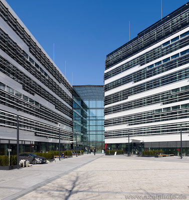 Vodafone-Campus Düsseldorf HPP Hentrich–Petschnigg