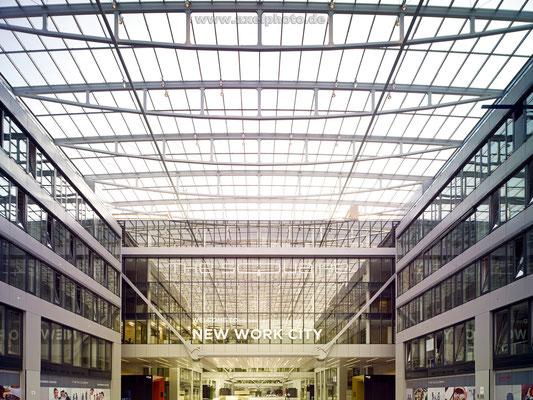 The Squaire FlughafenBahnhof Frankfurt J.S.K International Architekten und Ingenieure GmbH