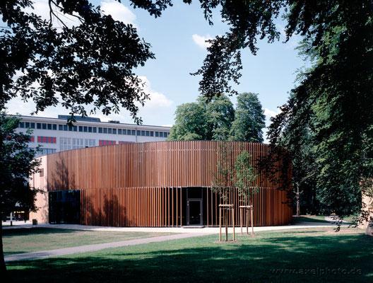 Casino BLE - Architekturbüro Heinle,Wischer und Partner