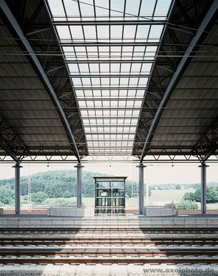 ICE Bahnhof Montabaur - Architekten Jux und Partner