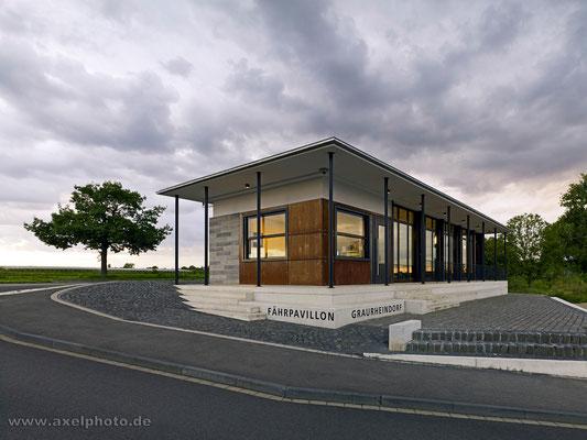 Fährhaus Bistro - Architekturbüro skt umbaukultur