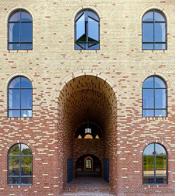 Studentenheim - Uwe Schröder Architekten Bonn