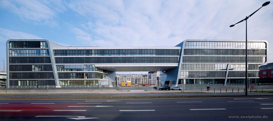 Microsoft Rheinauhafen Köln - Rainer Freigeber