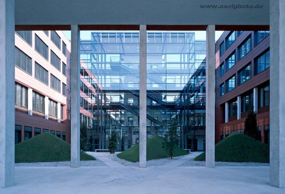 Polizeipräsidium Bonn - Architekturbüro Gerkan, Marg und Partner