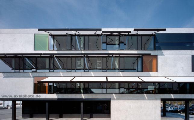 Stadtentwässerungswerke Köln - Architekturbüro Schilling