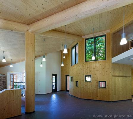Umweltlehrschule Auf dem Scheid - Becker Ingenieure Bad Neuenahr-Ahrweiler