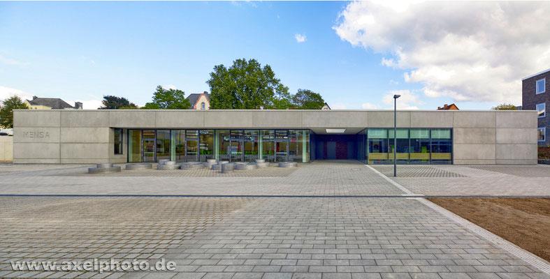 Mensa Wittlich Architekturbüro Berdi