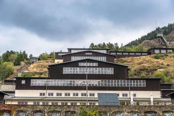 Rammelsberg UNESCO-Weltkulturerbe in Goslar (Foto: Bruno Riedhauser)