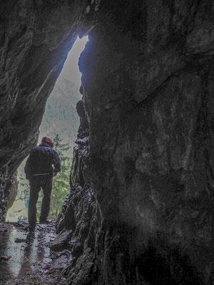 FBG Exkursion in Ursera Foto: Urs Künzler