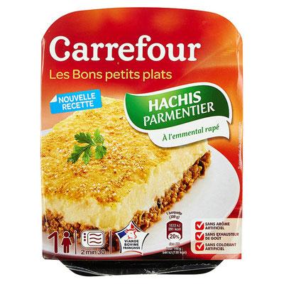Carrefour Hachis Parmentier individuel frais