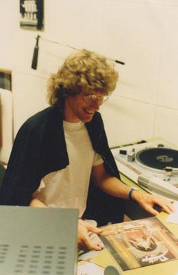 Live in der Sendung 1991