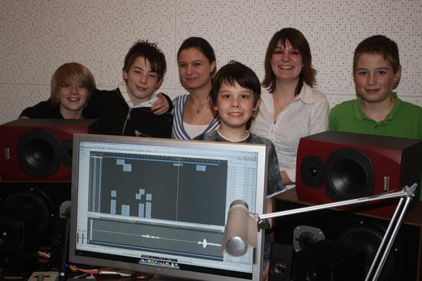 Das Team 2008
