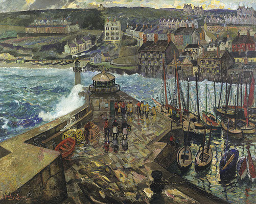 Richard Hayley Lever  'Storm'