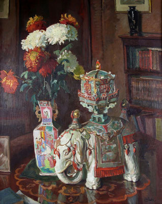 John Park  'White Elephant'