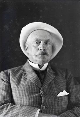 Herbert Lanyon  'Captain John Penberthy' (St Ives Archive)