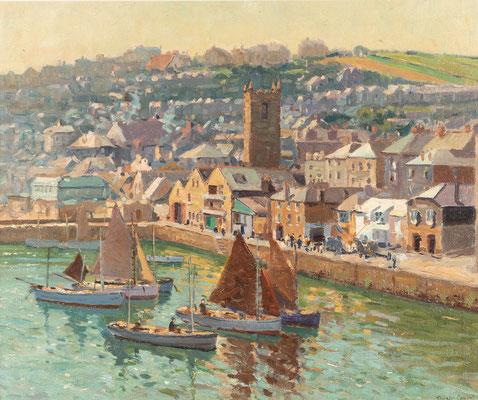 Charles Bryant  'St Ives Harbour'