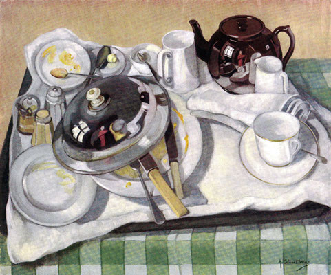 Helen Stuart Weir  'The Breakfast Tray'  (Issue 4)