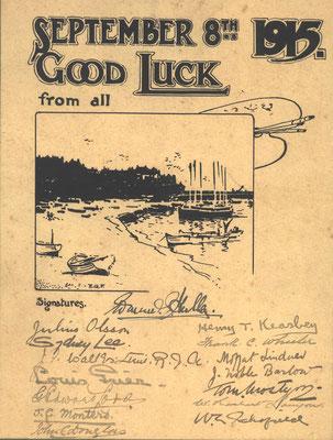 Cornish Artists and Authors at War (1914-9) - stivesartinfo